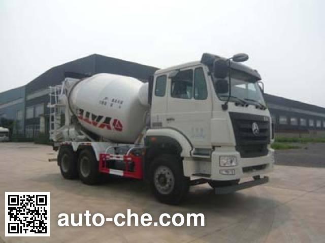 Yate YTZG TZ5255GJBZ6EJ5G concrete mixer truck