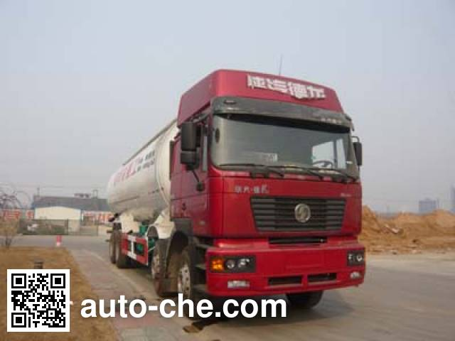Yate YTZG TZ5315GFLSN5 bulk powder tank truck