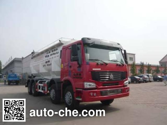 Yate YTZG TZ5317GFLZC8 bulk powder tank truck