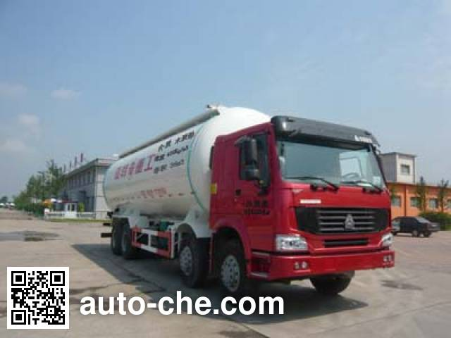 Yate YTZG TZ5317GFLZW6 bulk powder tank truck