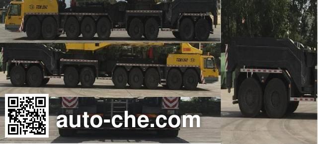 TZ (TYHI) TZH5920JQZ(TZM1200) all terrain mobile crane