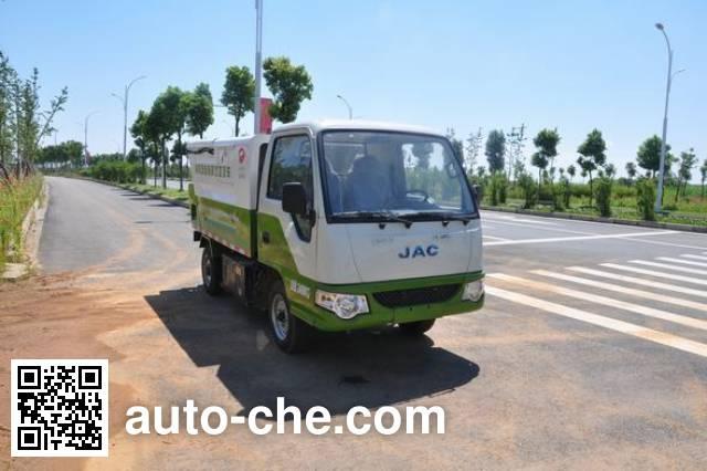 Jinyinhu WFA5020ZZZBEV electric self-loading garbage truck