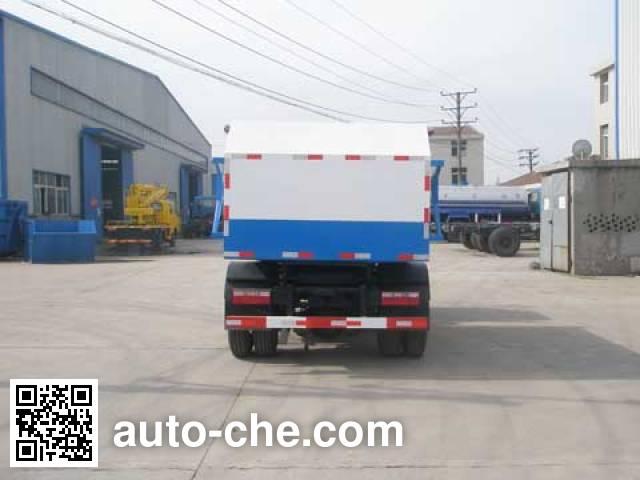 Jinyinhu WFA5080ZLJE sealed garbage truck