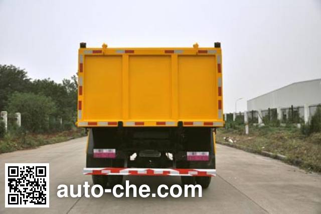 Jinyinhu WFA5110ZZZE self-loading garbage truck