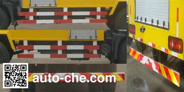 Jinyinhu WFA5160GQXE high pressure road washer truck