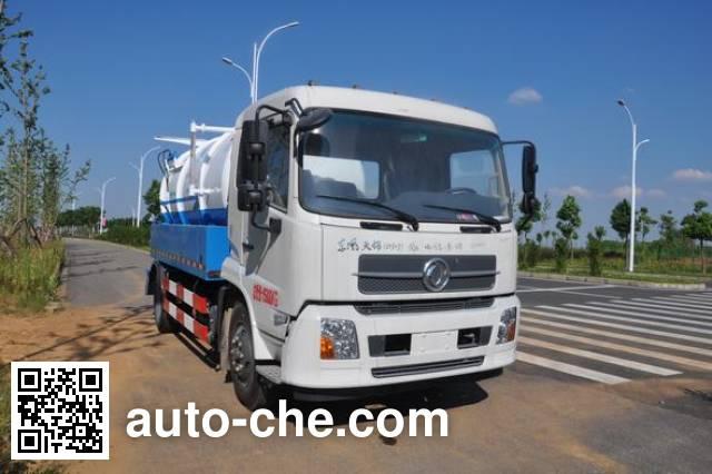 Jinyinhu WFA5162GXWEE5 sewage suction truck