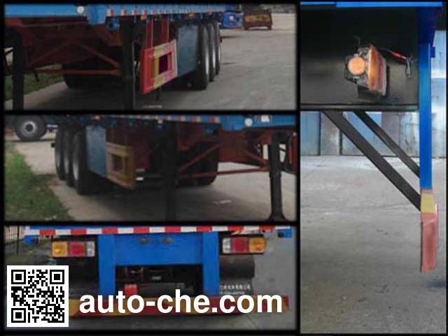 Tuoshan WFG9406 trailer