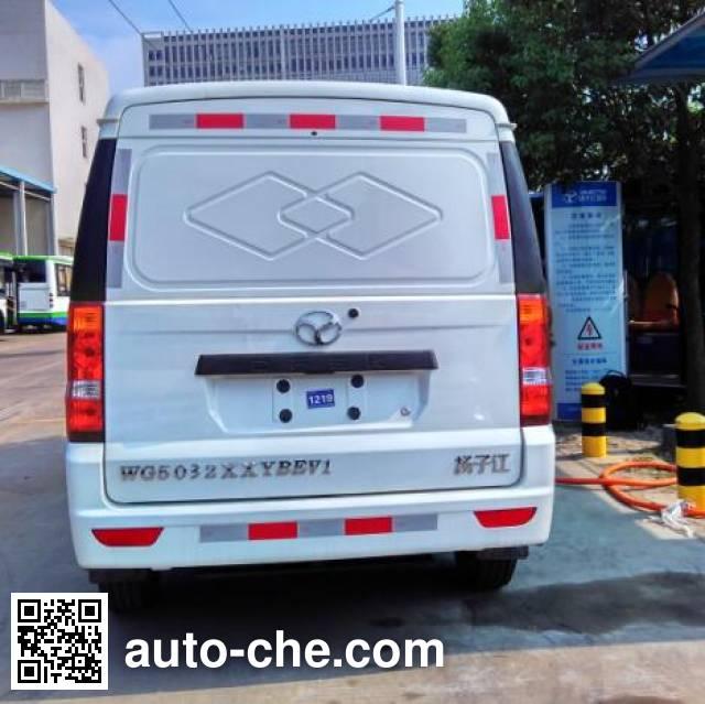 Yangtse WG5032XXYBEV1 electric cargo van