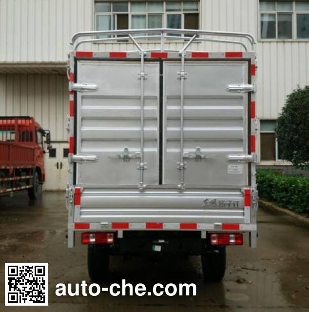 Yangtse WG5036CCYBEV electric stake truck