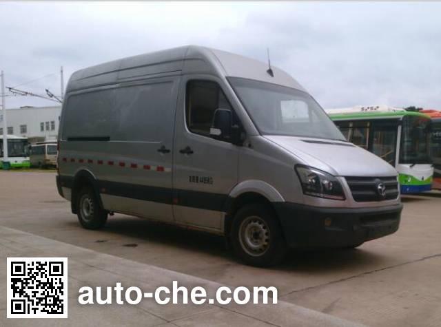 Yangtse WG5041XXYBEV electric cargo van