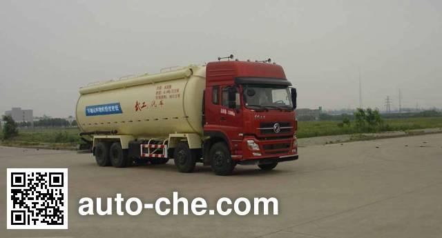 武工牌WGG5310GFLE1低密度粉粒物料运输车