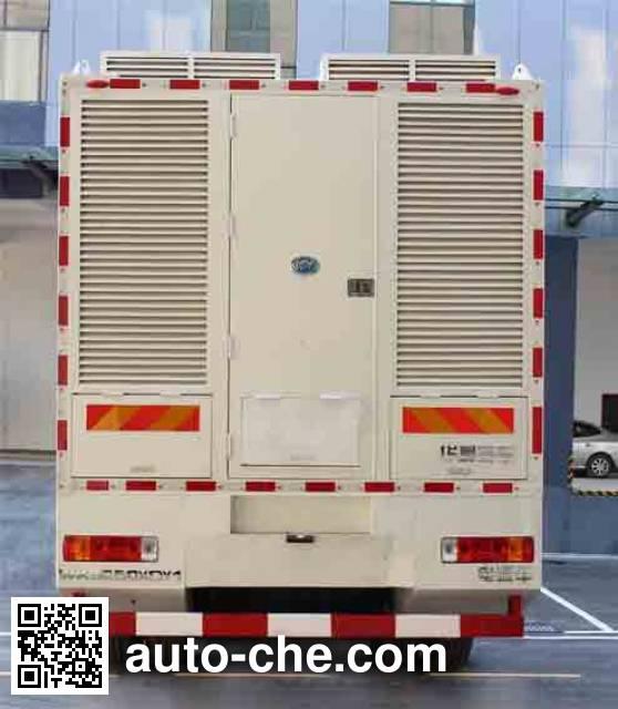 BSW WK5250XDY1 мобильная электростанция на базе автомобиля