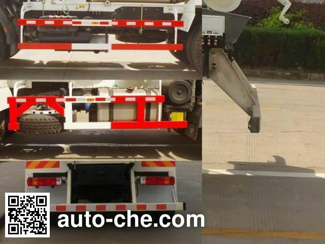 瑞江牌WL5250GJBBJ43混凝土搅拌运输车