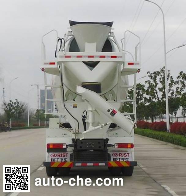 瑞江牌WL5250GJBSX44混凝土搅拌运输车