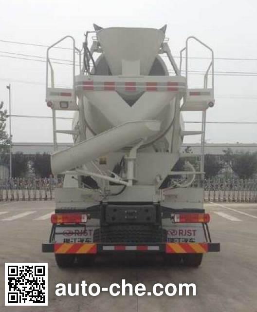 瑞江牌WL5250GJBZZ40混凝土搅拌运输车
