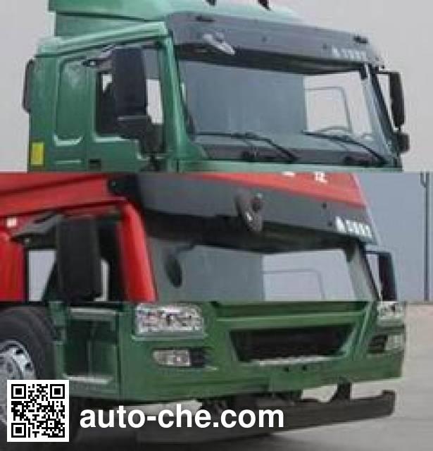 RJST Ruijiang WL5250GJBZZ43 concrete mixer truck