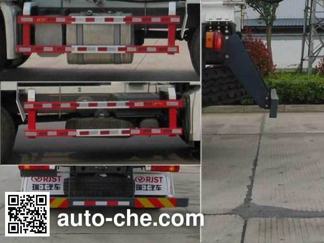 瑞江牌WL5251GJBZZ32混凝土搅拌运输车