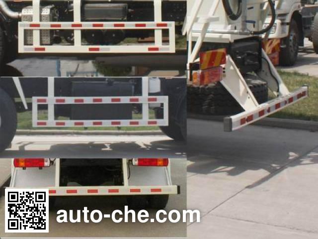 瑞江牌WL5310GJBBJ39混凝土搅拌运输车
