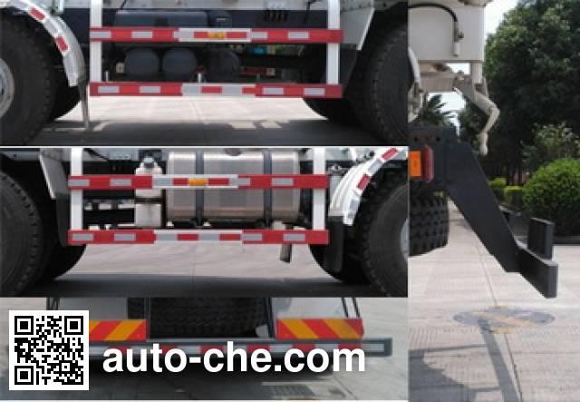 瑞江牌WL5310GJBQCC39混凝土搅拌运输车