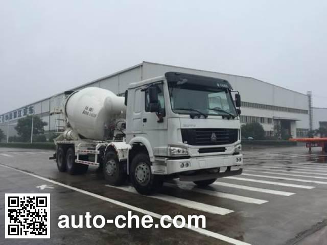 瑞江牌WL5310GJBZZ36混凝土搅拌运输车