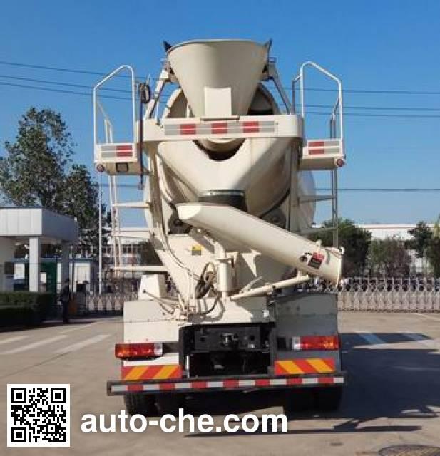 瑞江牌WL5311GJBCA36混凝土搅拌运输车