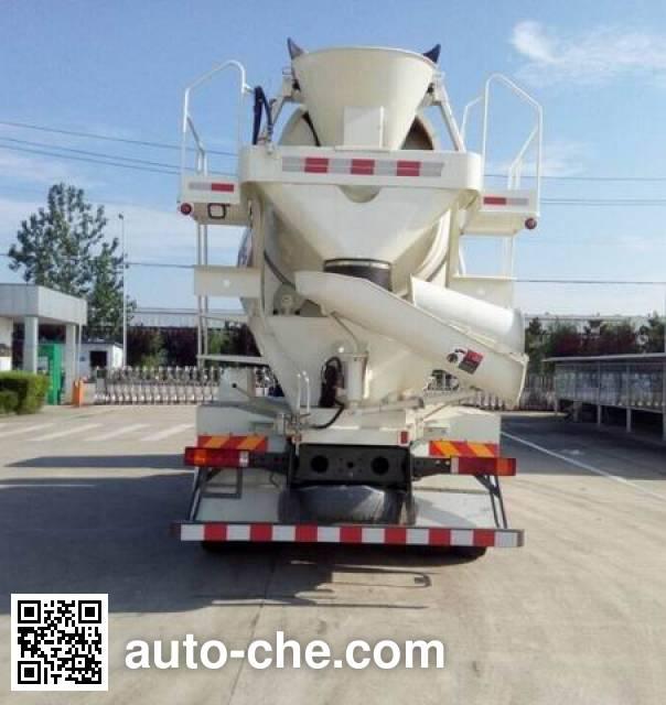 瑞江牌WL5311GJBZZ31混凝土搅拌运输车