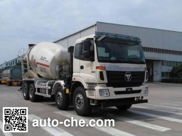 RJST Ruijiang WL5312GJBBJ39 concrete mixer truck