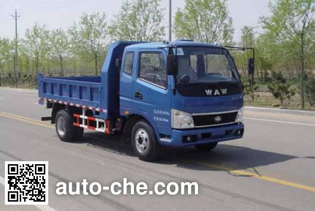 五征牌WL5820PD5A自卸低速货车