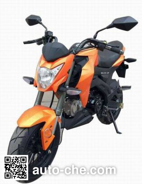 Xinbao XB125-3F motorcycle