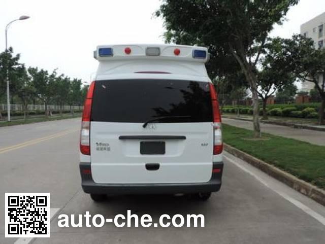 西北牌XB5033XJH5H救护车
