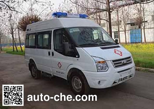 西北牌XB5041XJH5L救护车