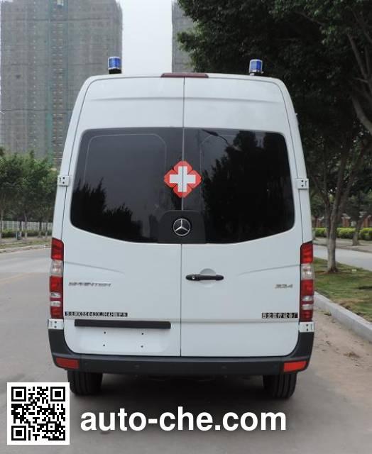 西北牌XB5043XJH4H救护车