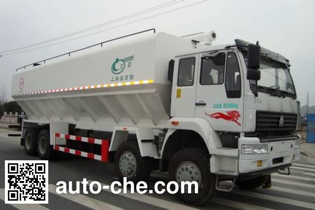 Baiqin XBQ5310GSLB electric bulk feed auger truck