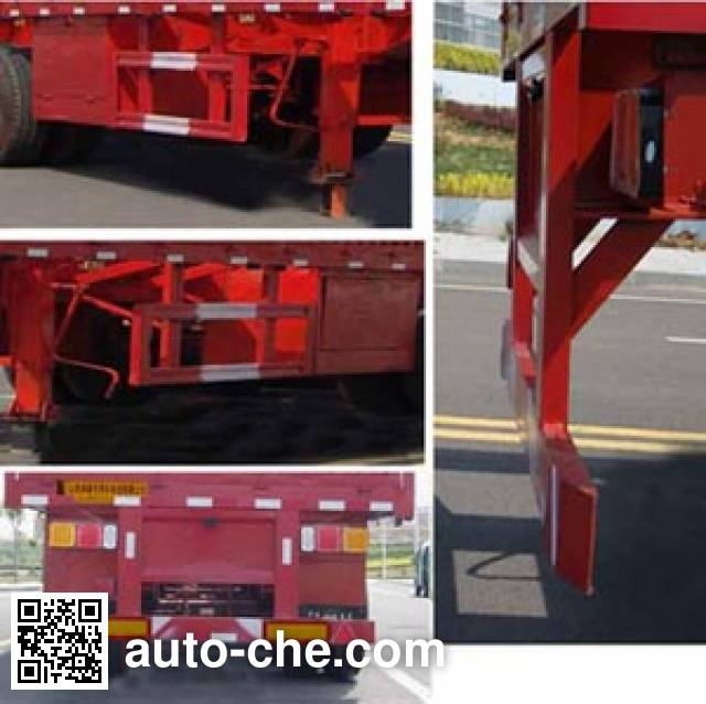 Chengtai XCT9400 trailer