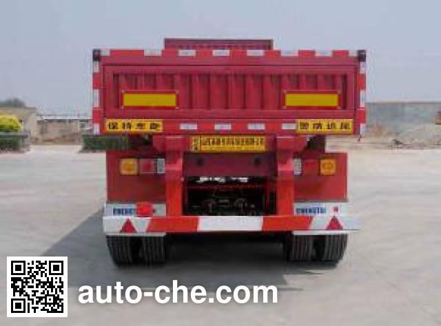 Chengtai XCT9400ZZX dump trailer