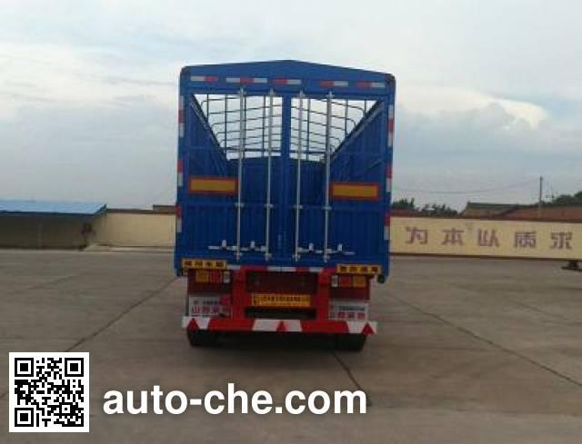 Chengtai XCT9405CCY stake trailer