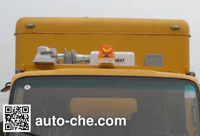 Hailunzhe XHZ5101XDY мобильная электростанция на базе автомобиля