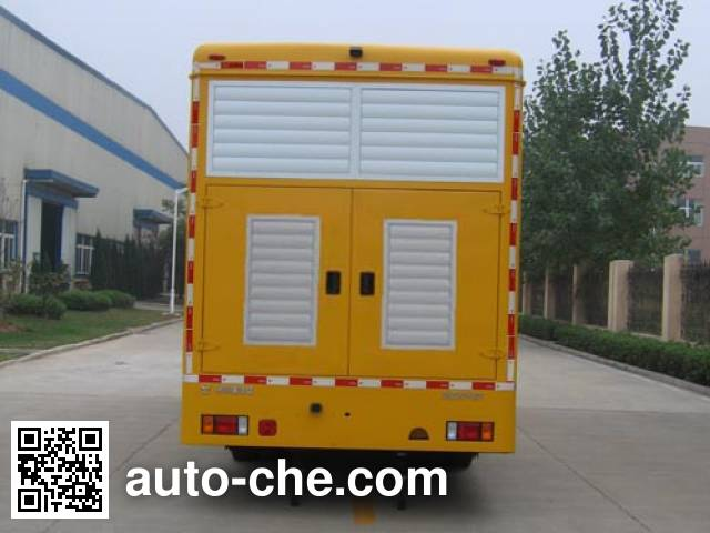 Hailunzhe XHZ5102XDY мобильная электростанция на базе автомобиля