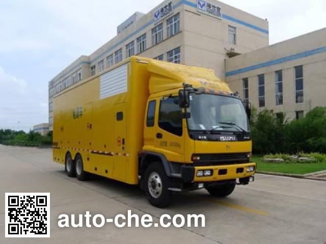Hailunzhe XHZ5251XDY мобильная электростанция на базе автомобиля