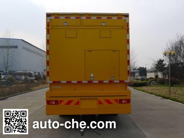 Hailunzhe XHZ5301XDY мобильная электростанция на базе автомобиля