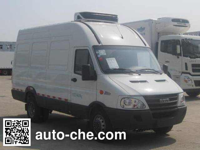 Frestech XKC5045XLL5M cold chain vaccine transport medical vehicle
