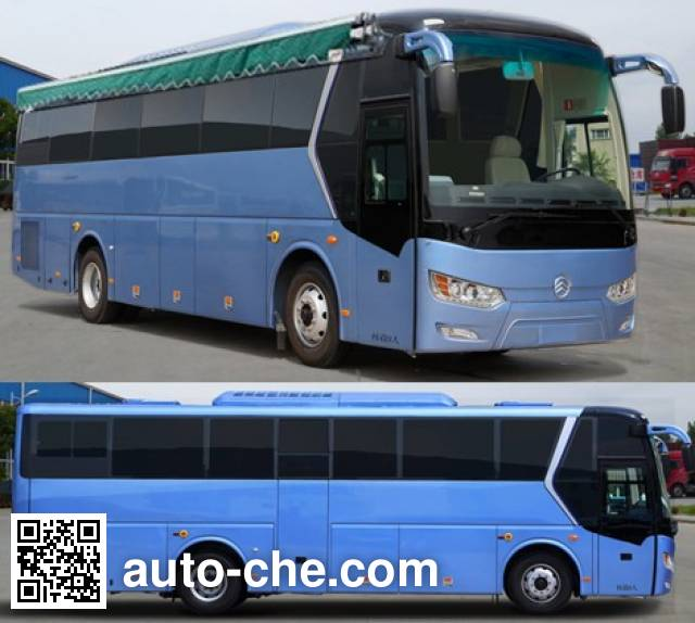 Golden Dragon XML5162XYL15 medical vehicle