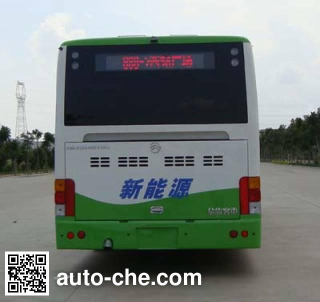 金旅牌XML6125JHEV55C混合动力城市客车