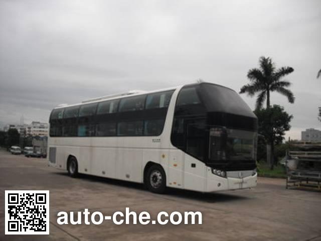 金旅牌XML6128J18W卧铺客车