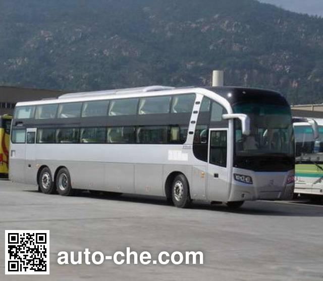 金旅牌XML6145J28W卧铺客车