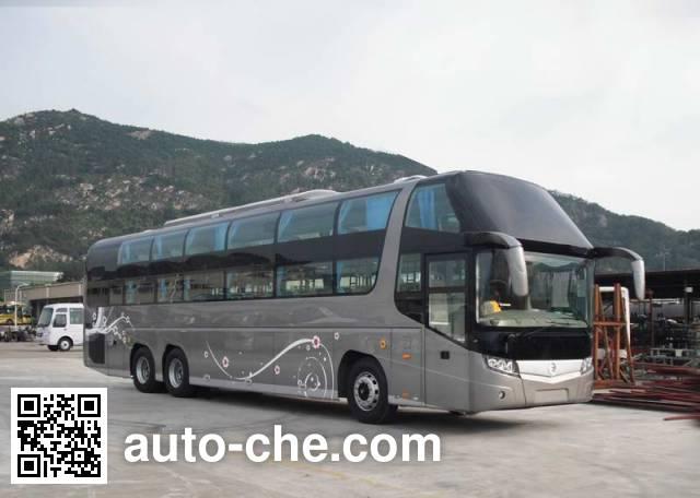 金旅牌XML6148J28W卧铺客车