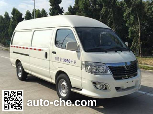 King Long XMQ5030XXYBEVS01 electric cargo van