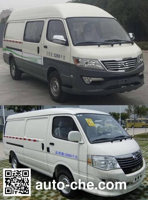 King Long XMQ5030XXYBEVS09 electric cargo van