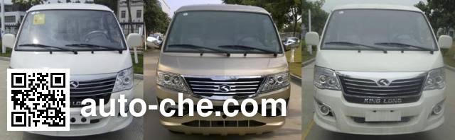 King Long XMQ5031XXYBEVL01 electric cargo van