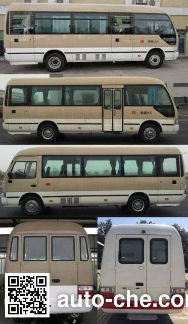 金龙牌XMQ5060XYL1医疗车